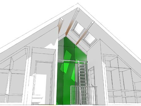 FOAM architecten BNA | Een verbouwing in Voorburg