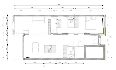 Hoe teken je een plattegrond for Plattegrond van je huis maken
