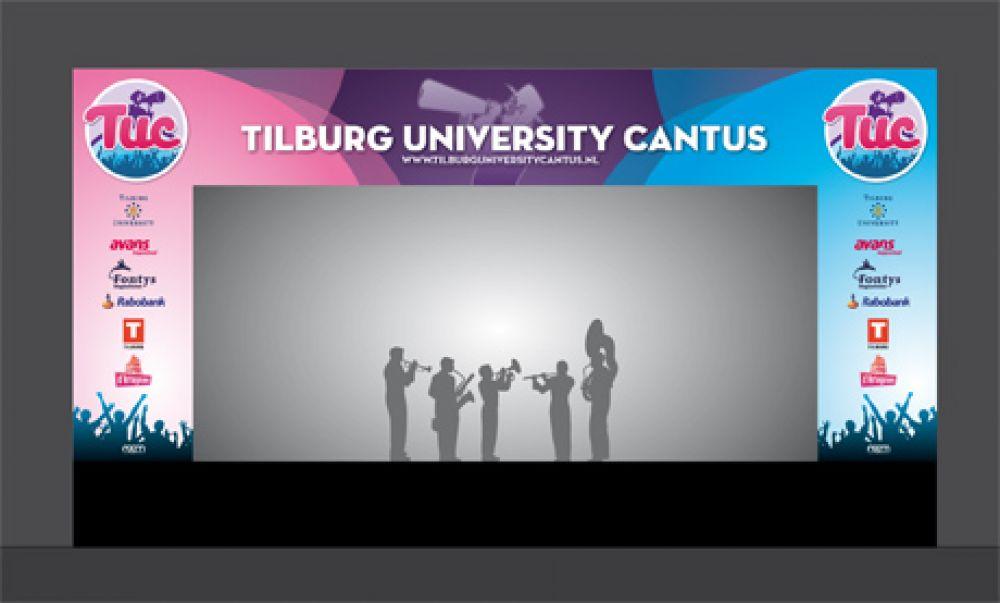 TUC 2010: van visitekaartje tot podiumontwerp