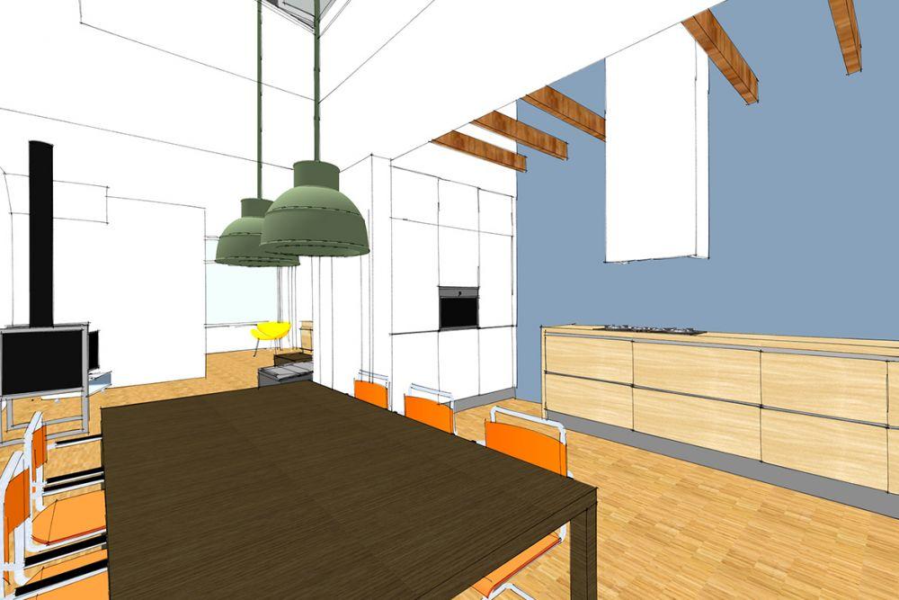 Nieuw werk: volledige renovatie kleine woning Elinkwijk Utrecht