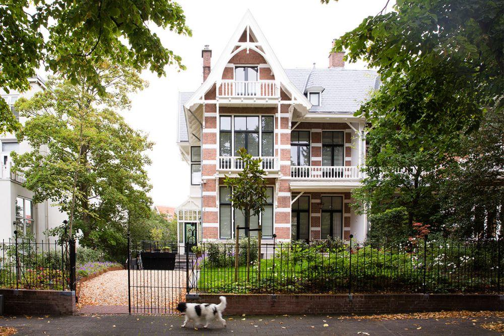 Fotografie: Rijksmonument in Den Haag