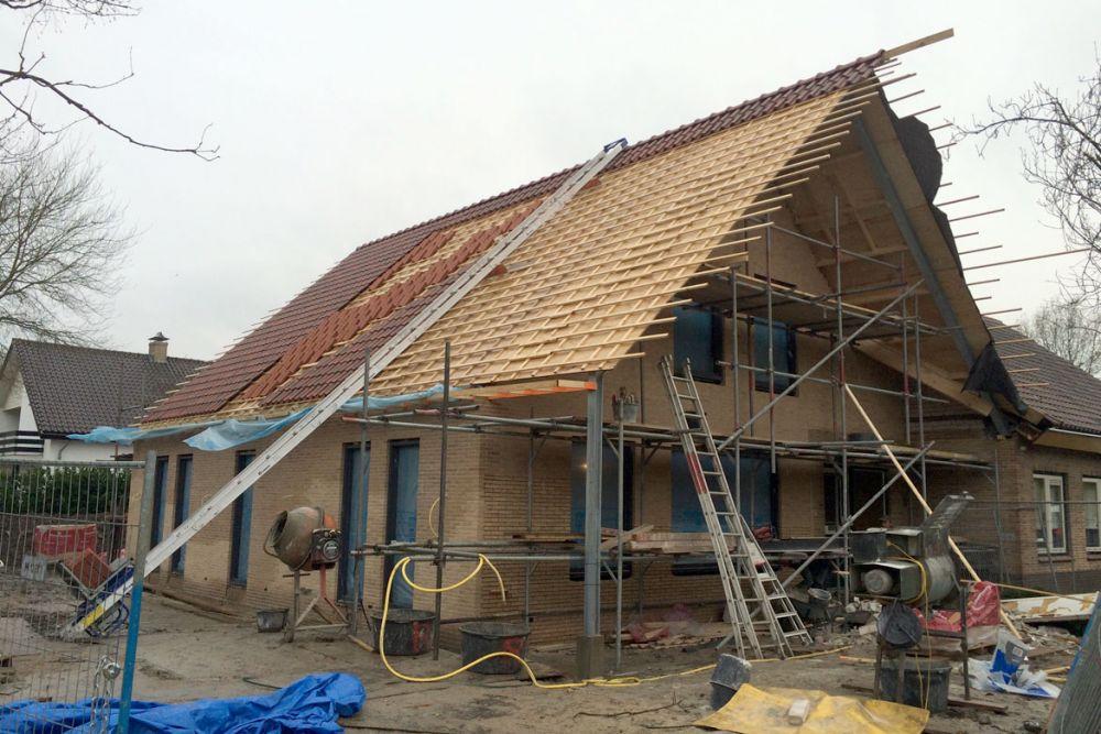 Aanbouw Nieuwegein vordert gestaag