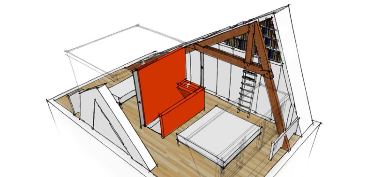 FOAM architecten BNA  Zolder Utrecht