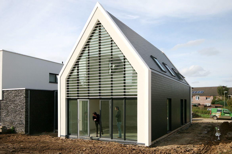 Foam architecten bna woning bemelen - Nicolas kleine architect ...