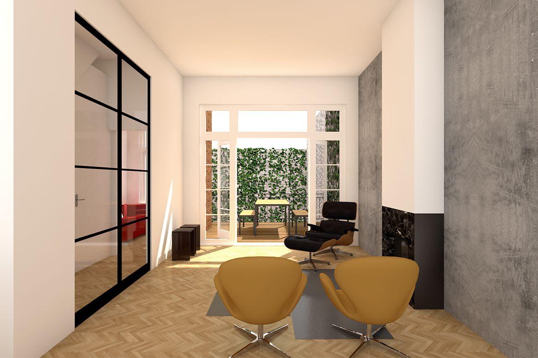 FOAM architecten BNA | Havenwoning Dordrecht