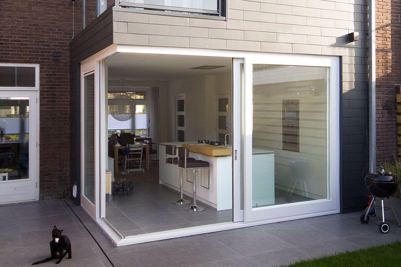 Architect Kleine Woning : Foam architecten bna woning tuindorp