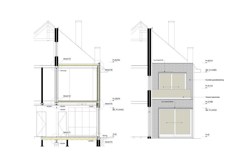 FOAM architecten BNA : Woning Tuindorp