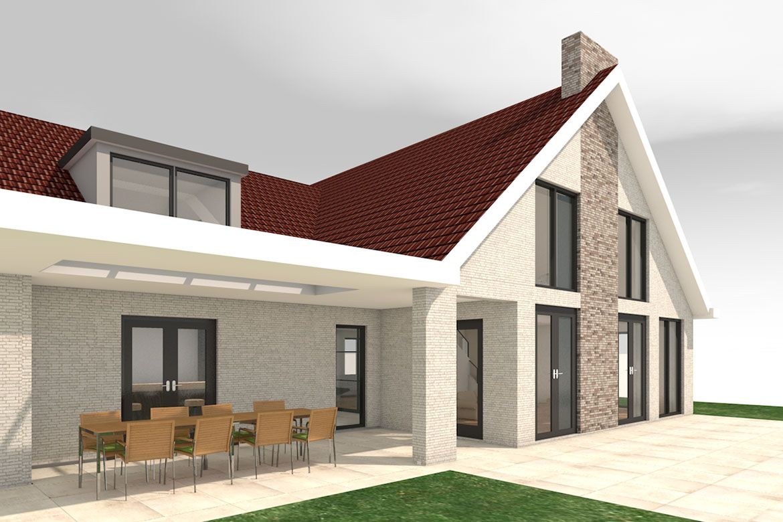 Foam architecten bna werkzaamheden aanbouw nieuwegein gestart - Voor na gerenoveerd huis ...