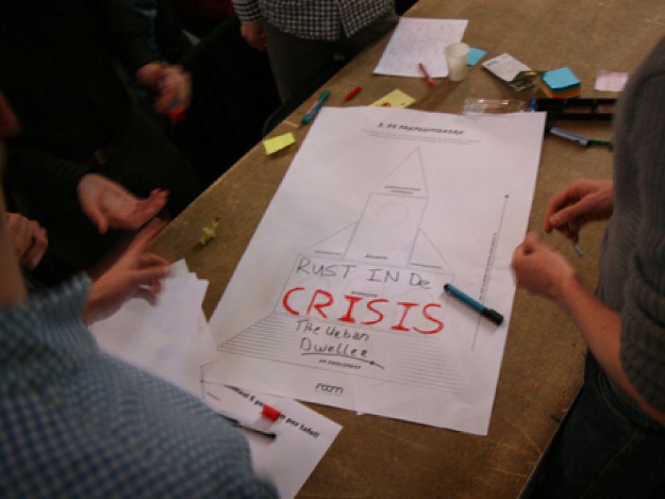 Enjoy the crisis!