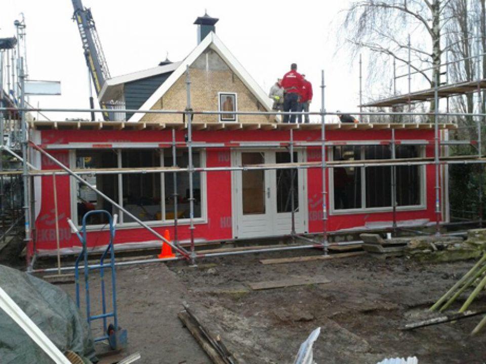 Realisatie aanbouw Heinenoord gestart